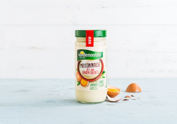Mayonaise met ei - Mayonnaise aux oeufs