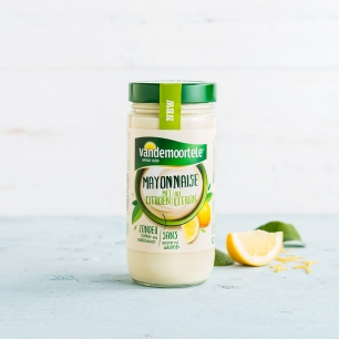Mayonaise met citroen - Mayonnaise au citron